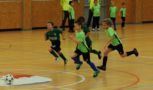 20.12.2018 - Turnaj mládeže v Radotíně