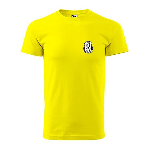 Tričko žluté
