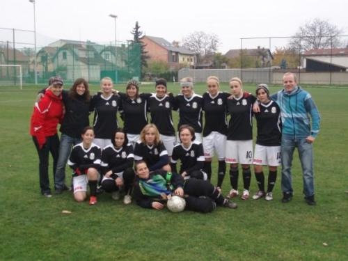 2011 Podzim Ženy
